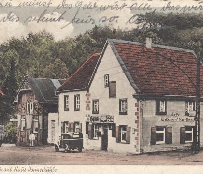 Haus Donnerkuhle Schulte-Einhaus 1939